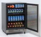 Beverage Cooler with Glass Door Product Image