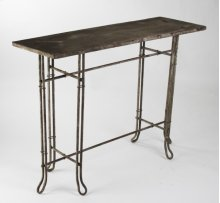 Nathaniel Metal Table