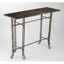 Nathaniel Metal Table