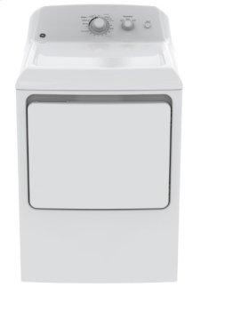 6.2 cu ft.capacity DuraDrum 2 electric dryer