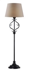 Clairmont - Outdoor Solar Floor Lamp