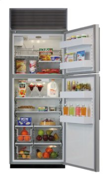 "30"" Refrigerator with Top Freezer (Marvel) - 30"" Marvel Refrigerator with Top Freezer"