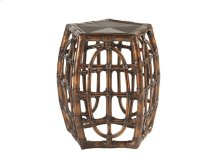 Oval Reef Accent Table