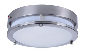Linear LED Flush Mount