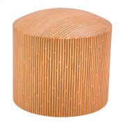 Wassu Illuminated Stool Natural Product Image