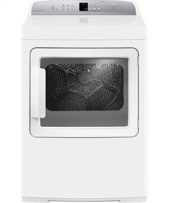Gas Dryer, SmartTouch Controls