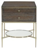 Clarendon Nightstand in Arabica (377) Product Image