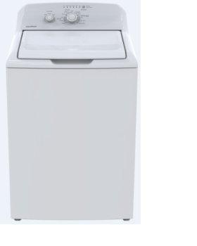 MTW200BMMWW - White Moffat Moffat 4.4 c.f. (IEC)Stainless Steel basket washer