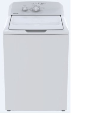 MTW200BMMWW - White Moffat Moffat 4.4 c.f. (IEC)Stainless Steel basket washer