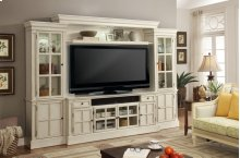 "72"" TV Console With Power Center"