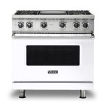 "Viking36"" Gas Range, Propane Gas"
