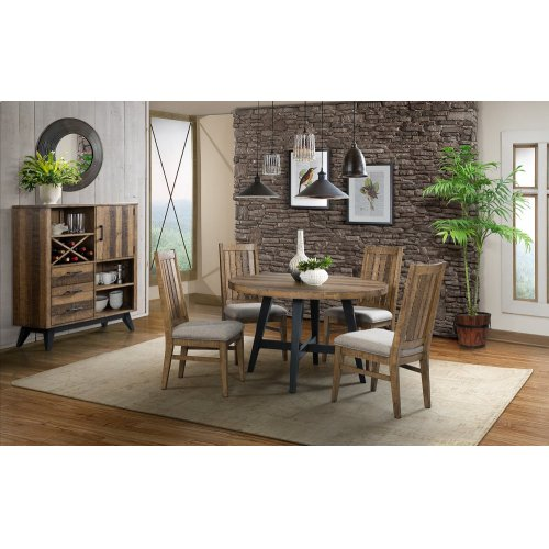 Dining - Urban Rustic Pantry