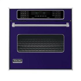 "Cobalt Blue 30"" Single Electric Touch Control Premiere Oven - VESO (30"" Wide Single Electric Touch Control Premiere Oven)"