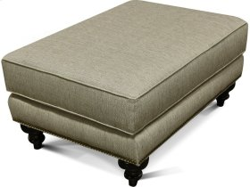 Layla Ottoman with Nails 5M07N