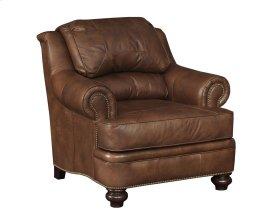 Hamilton Leather Ottoman
