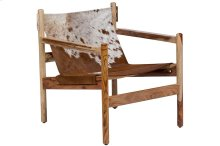 Genoa Cowhide Sling Chair SLGC30