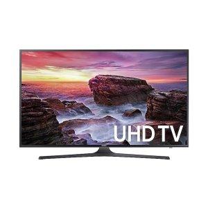 "Samsung Electronics55"" Class MU6290 4K UHD TV"