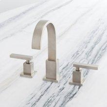 Secant Faucet - Satin Nickel