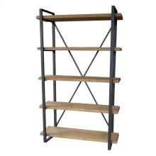 Lex 5 Level Shelf Natural