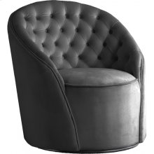 "Alessio Velvet Accent Chair - 30"" W x 28.5"" D X 32"" H"