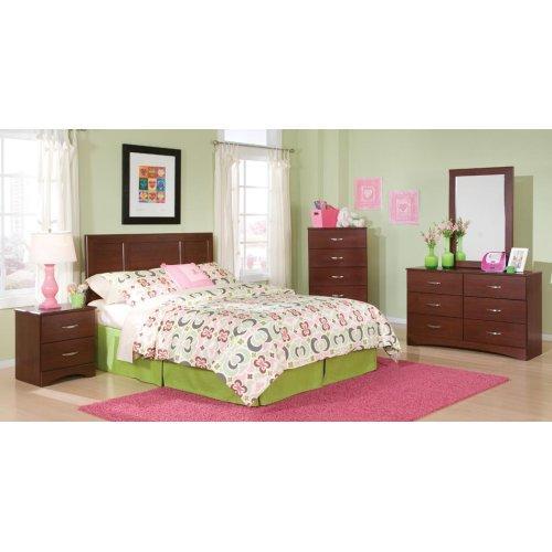 Complete 8 Piece Bedroom Package