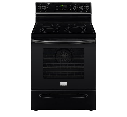 Frigidaire Gallery 30u0027u0027 Freestanding Electric Range