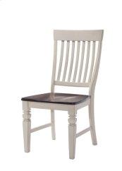 St. Pete Slat Back Side Chair