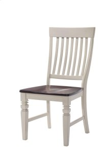 St. Pete Slat Back Side Chair