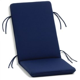 Siena Reclining Armchair Cushion - Navy Blue