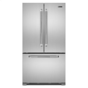 """Jenn-Air® 72"""" Counter Depth French Door Refrigerator, Pro Style Stainless"""