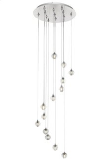 Harmony 13-Light RapidJack Pendant and Canopy