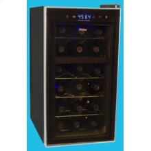 18-Bottle Capacity Dual Zone Wine Cellar with Touch Screen Controls