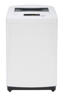 3.3 CU. FT. EXTRA LARGE CAPACITY TOP LOAD WASHER WITH SLEEK AND MODERN FRONT CONTROL DESIGN