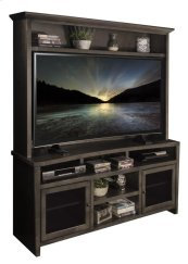 "Vox Curved 68"" TV Hutch"