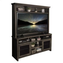 """Vox Curved 68"""" TV Hutch"""