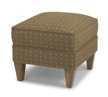 Dancer Fabric Ottoman