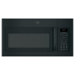 ®1.7 Cu. Ft. Over-the-Range Sensor Microwave Oven - BLACK