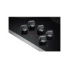 """30"""" Electric Cooktop In Stainless Steel"""
