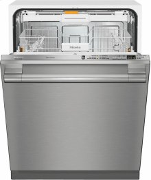 G 6165 SCVi SF AM Fully-integrated, full-size dishwasher with hidden control panel, 3D cutlery tray and CleanTouch Steel panel