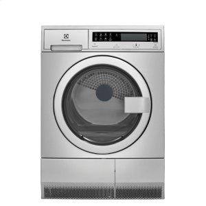 Front Load Compact Dryer with IQ-Touch® Controls - 4.0 Cu. Ft. - STAINLESS STEEL