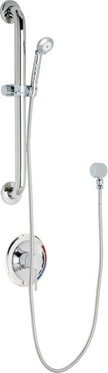 Pressure Balancing Shower System