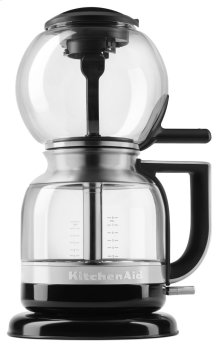 Siphon Coffee Brewer - Onyx Black