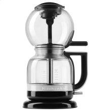 Siphon Coffee Brewer - Onyx Black