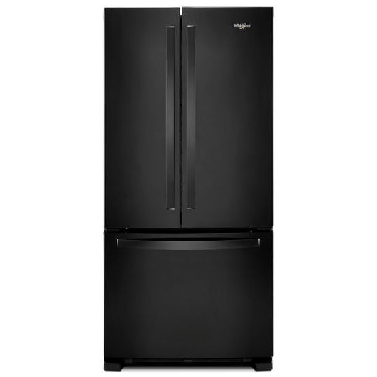 Whirlpool® 33 Inch Wide French Door Refrigerator   22 Cu. Ft.