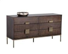 Jade Dresser - Brown