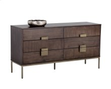 Jade Dresser - Brown