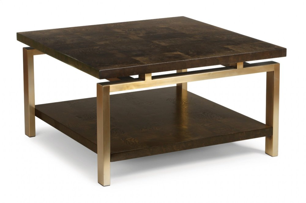 Flexsteel Maya Square Coffee Table