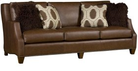 Kendall Leather Sofa