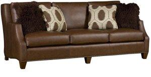 Kendall Leather Sofa