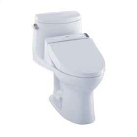 UltraMax II WASHLET®+ C200 One-Piece Toilet - 1.28 GPF - Cotton